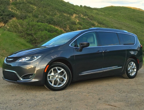 2017 Chrysler Pacifica Review: Great Minivan