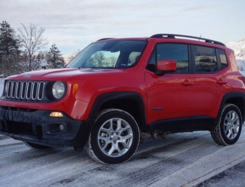 2016 Jeep Renegade Review: Today's Smallest Jeep