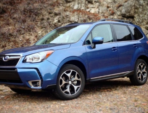 2016 Subaru Forester Review: Excellent AWD Vehicle