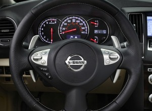 paddle shifters in Nissan